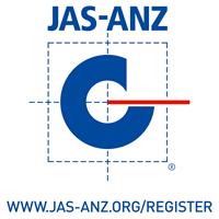 JAS-ANZ accreditation